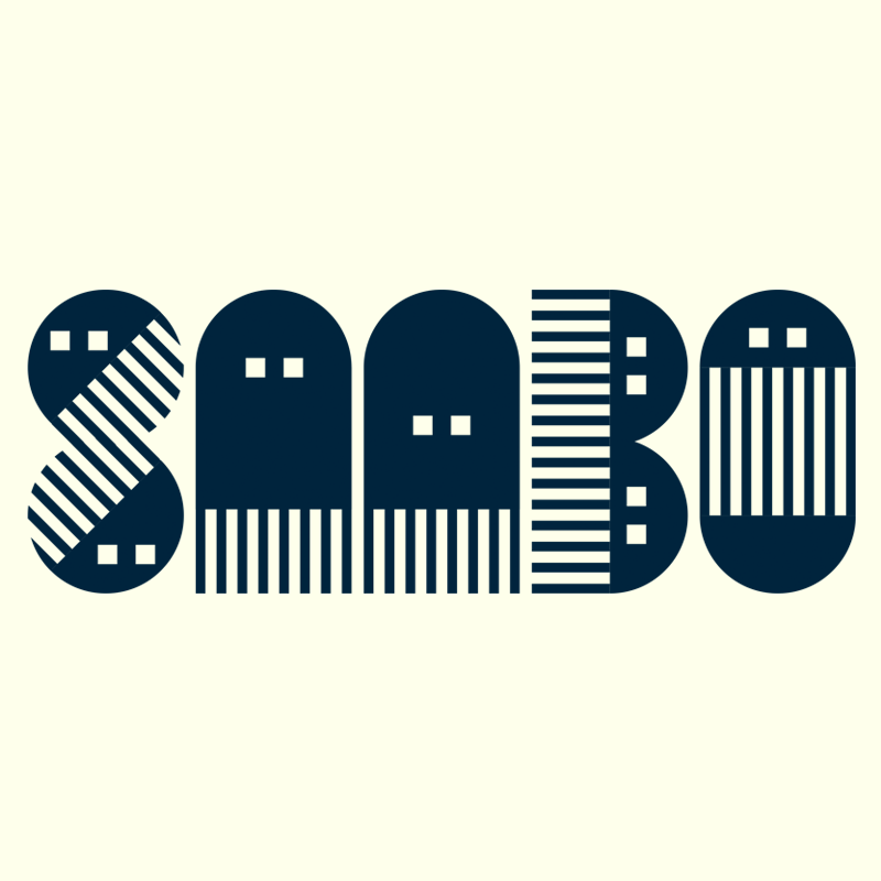 saabo_LOGO TYPE Monster